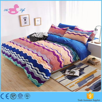 Colorful Super Soft Winter Warm Cheap Bamboo Bed Sheets