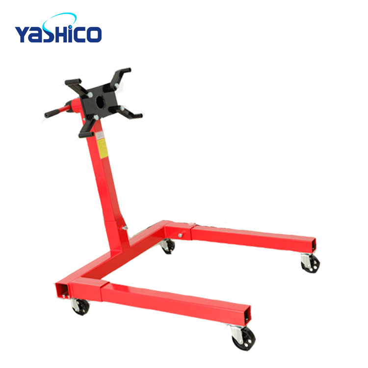 Hot Sale 1500Lbs Car Engine Assembly Stand Rotating Engine Stand