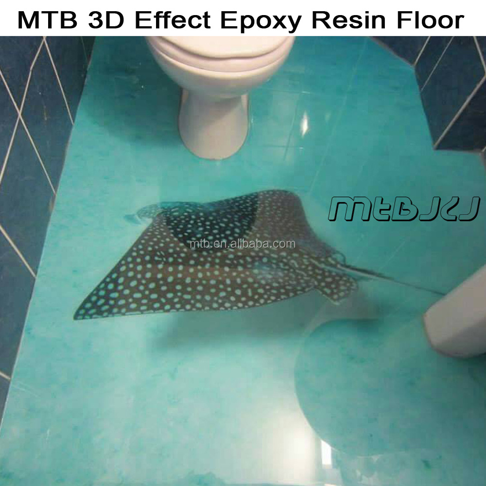 3d Epoxy Resin For Bathroom Floor View Epoxy Resin Ab Glue For