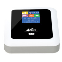 Pocket size Dual sim card 4G mobile wireless hotspots router Mini 4G wifi hotspot Router