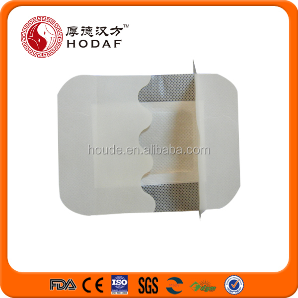 Chinese factory supply one action happy feet foot patches