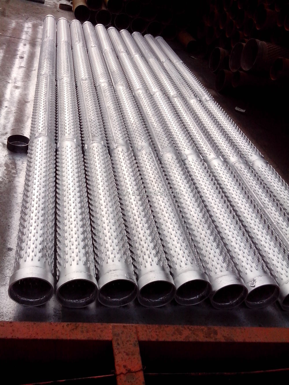 Mm pvc water well casing pipe for sale