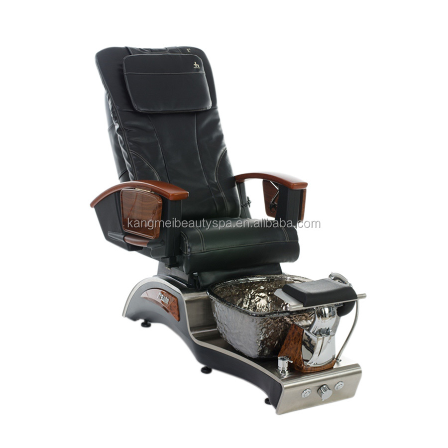 2014 luxury spa pedicure chair t4 spa pedicure chairs electric fish pedicure chair (KM-S189)