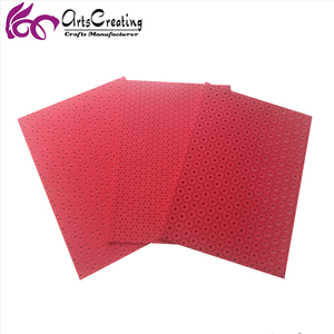 little hole punched eva foam sheet/plastic foam sheet
