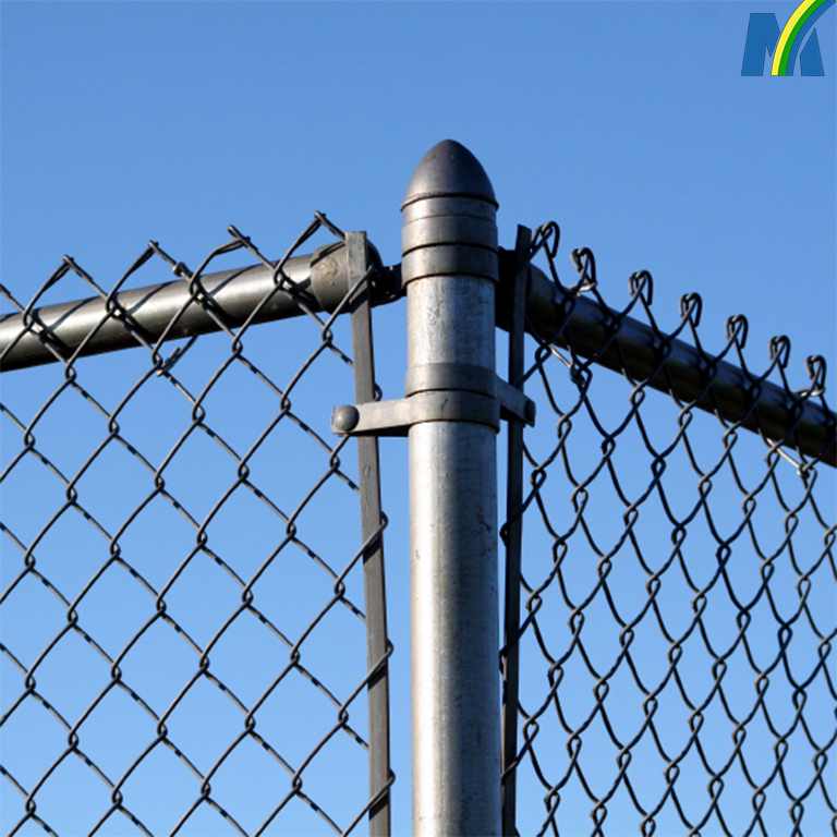 China Used Chain Link Fence Post, China Used Chain Link Fence Post ...