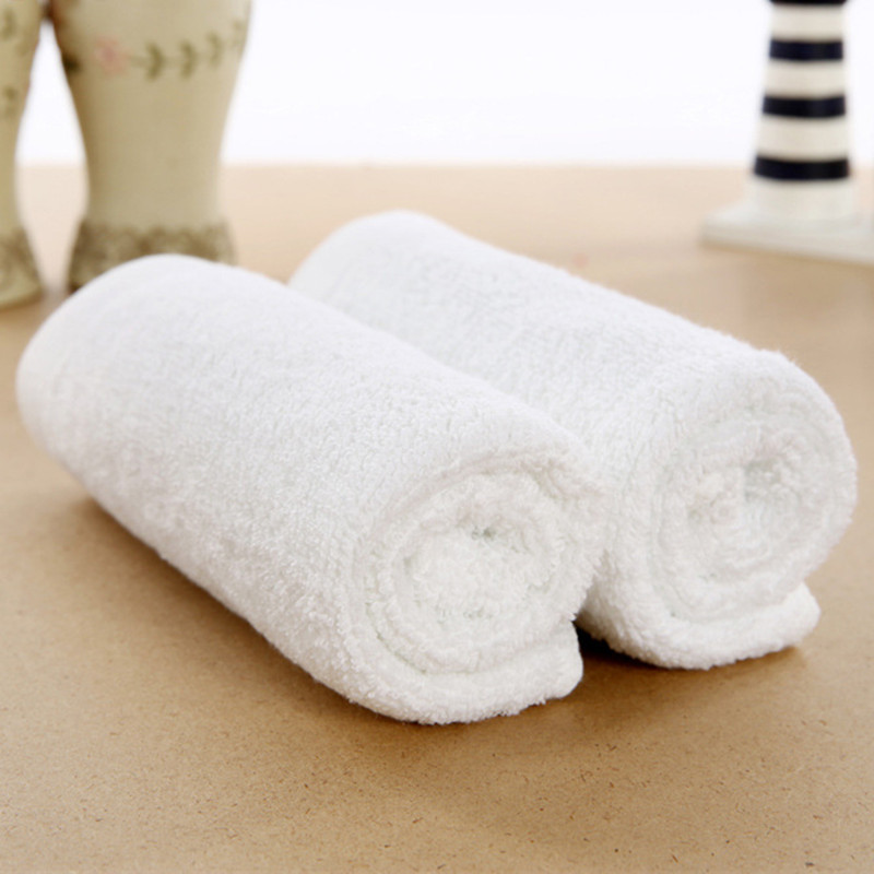 Wholesale Bulk Luxury 100 Cotton and Cotton Feel 5 Star Hotel Towel Guangzhou,Towels For Hotel in White Color