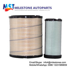 Truck air filter 6I2502 for CAT