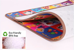 Custom design from Taishan floor mat for children and kids