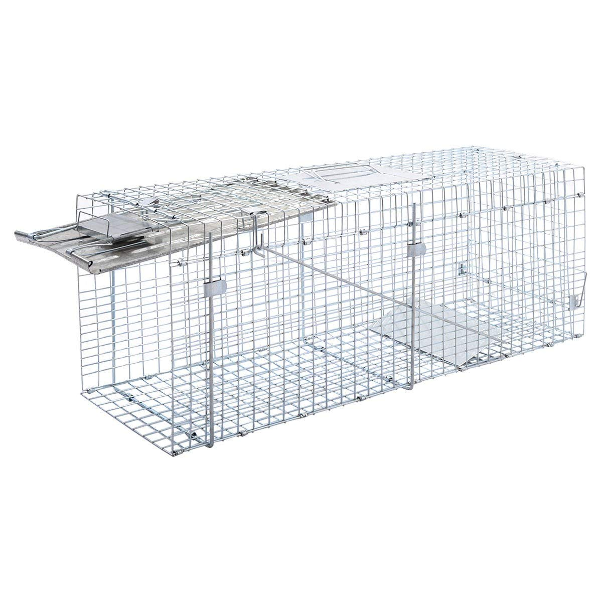 BeUniqueToday Trap Mouse Catch Bait Live Animal Cage, Heavy Duty and Durable Trap Mouse Catch Bait Live Animal Cage, Safe and Humane Animal Cage Trap Mouse Catch Bait Live