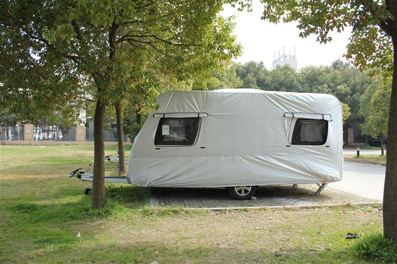 Hot selling rv motor home cover/caravans and motorhomes cover factory directly