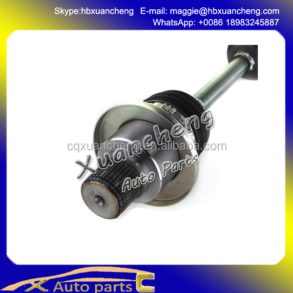 For Cfmoto Parts CF500 Rear axle right isokinetic axle Constant Axle Shaft