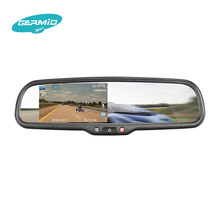 HD 720 P naadloze opname 4.3 inch TFT <span class=keywords><strong>LCD</strong></span> monitor verborgen camera auto dvr <span class=keywords><strong>achteruitkijkspiegel</strong></span>
