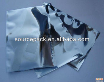 Anti Staticpoly Bag Reclosable Static Bags Antistatic For Electric Device