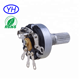 17MM b10k rotary potentiometer for fan speed control led potentiometer