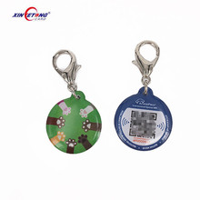 Ultralight Chip QRCODE PET Epoxy NFC Tag