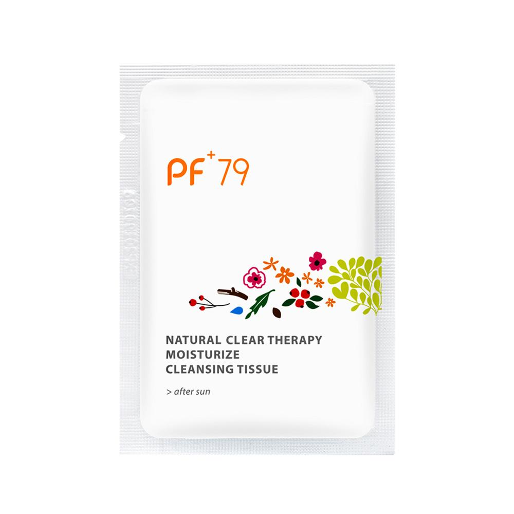 PF 79 100% Puur Katoen Organische Hydraterende beauty care facial reiniging make-up remover