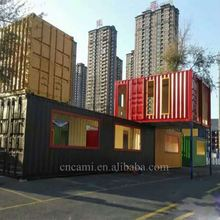 Easy assembly advanced shipping container house plans and cost manufacturer