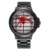 SKONE 7459-1 customized stainless steel watch band men super spiderman sport style
