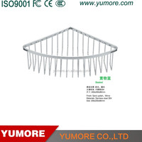 Home and garden storage large bath stainless steel wire basket