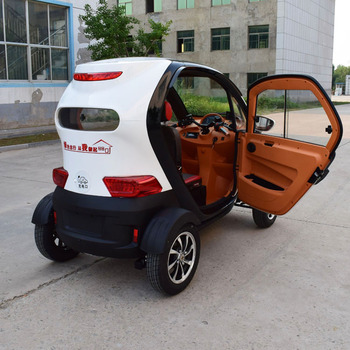 2018 Professional Fast 2 Person Electric Smart Car