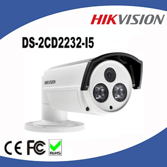 Hikvision 3mp CMOS Full HD IP Camera With EXIR 50M IR LED DS-2CD2232-I5 Hikvision