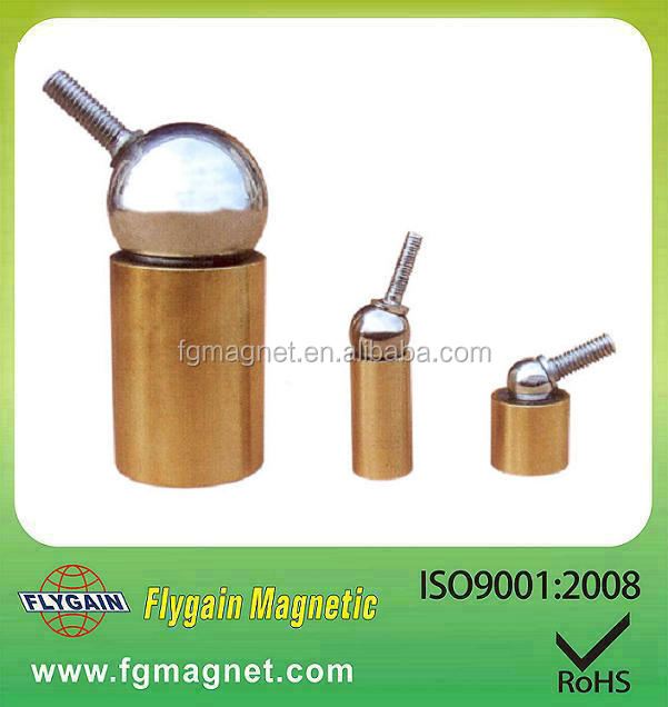 Magnetic Universal Joint