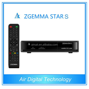 Original Zgemma - Star S Best Enigma2 Linux os DVB-S2 Zgemma satellite  receiver more stable than cloud ibox 2 plus SE