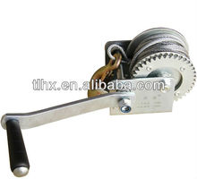 1200lbs manual winch small hand winch