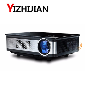 Unlimitv Hot Selling Beamer Video Projector Customize Logo Home Light Projector