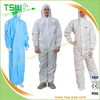 SMS Food processing Disposable Workwear