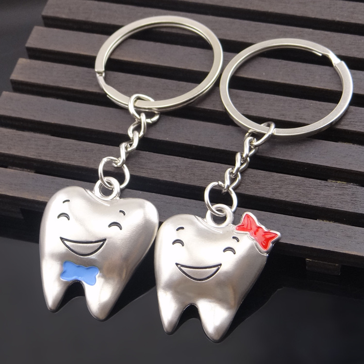 Hot selling dental keychain wholesale