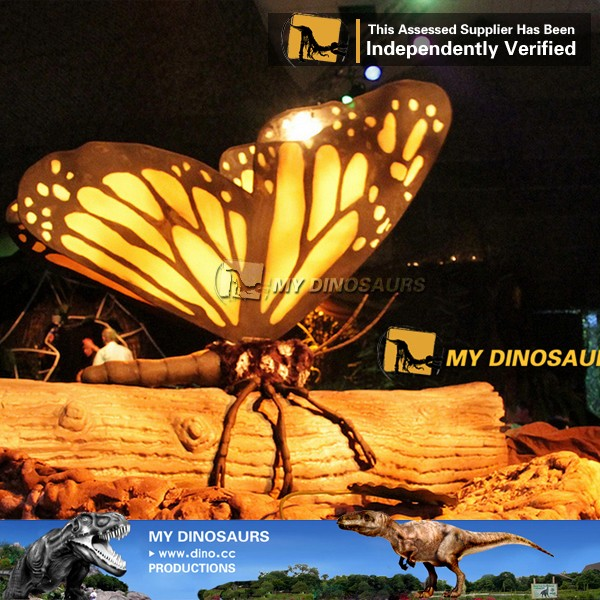 MY Dino-C004 Large size simulation insect models