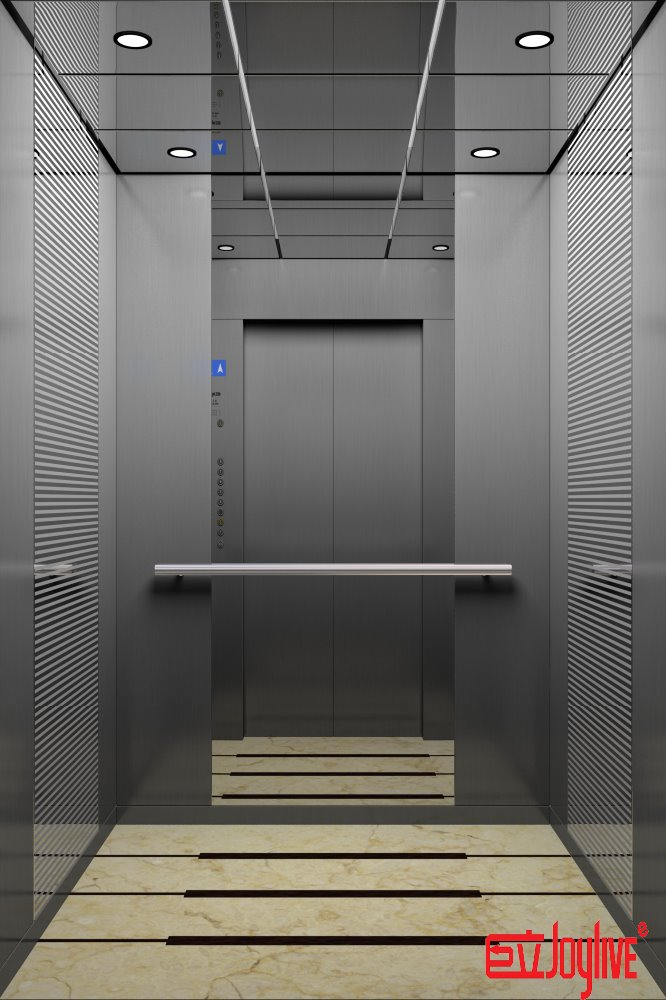 6 to 10 person MRL/SMR Passenger /Residential elevator