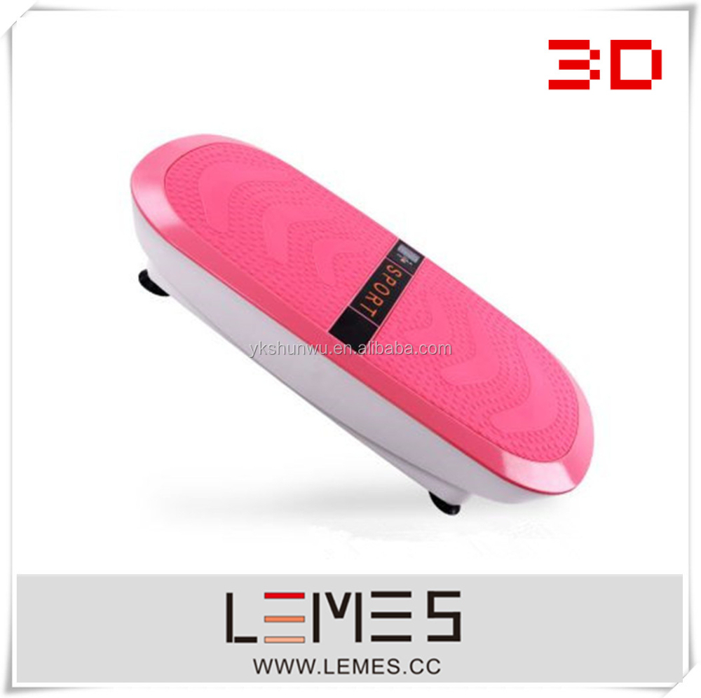 Idiva Indonesia 3d Face Body Massager: 2014 3d Motion Shaking Vibration Body Massage Vibration