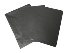 MG & MF black color tissue paper with nice pattern