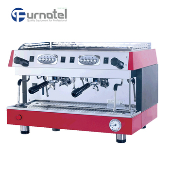 10.6L Professional Double/Triple Heads Semi-automatic Espresso Coffee Machine