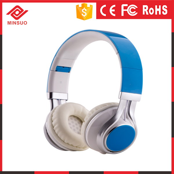 Best stereo wired hot selling headphone Unique design sound heavy bass stereo wired headphone