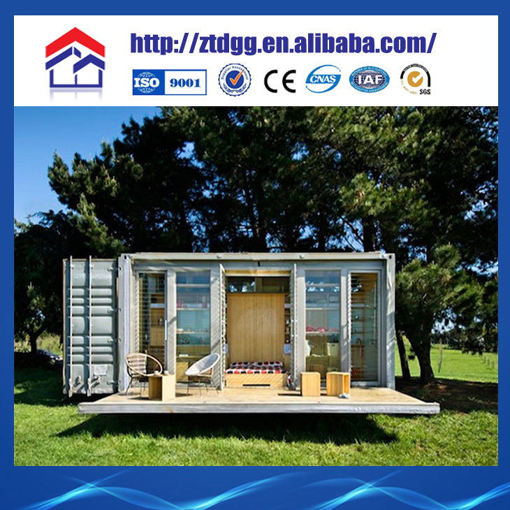 Best selling low cost prefab house in puerto rico from China manufacturer