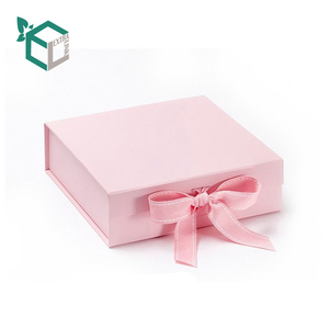 Elegant Paper Jewelry Beautiful Gift Boxes For Present Custom Packaging