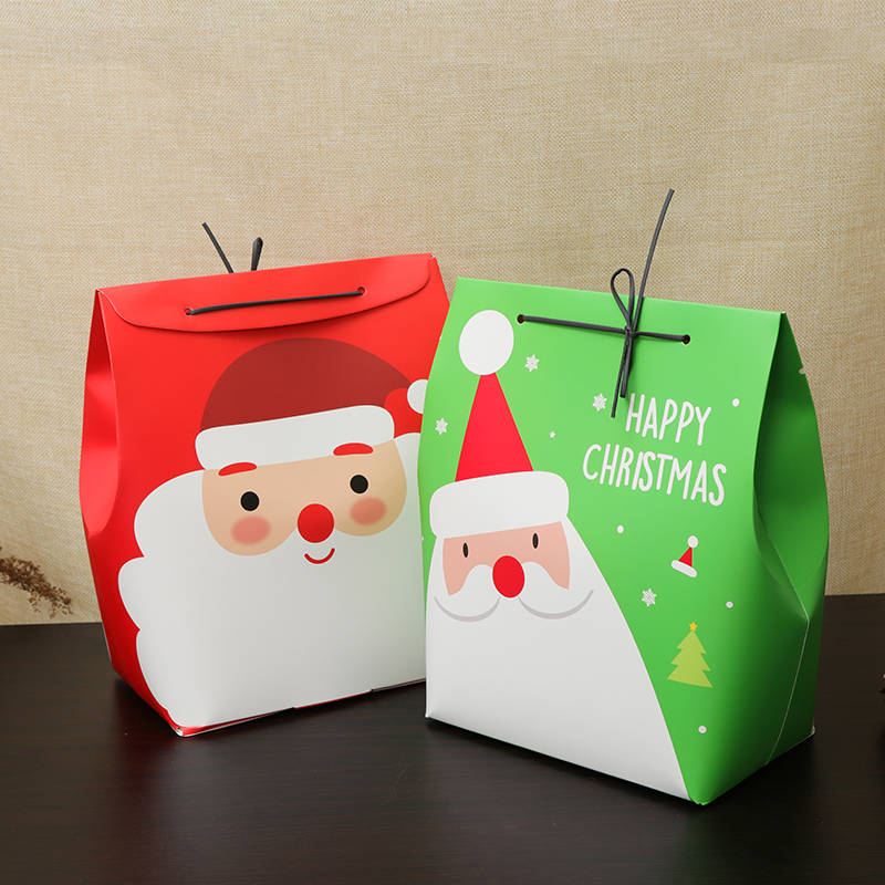 Custom Hot Selling High Quality Christmas Gift Candy/Food Package Box Wholesale
