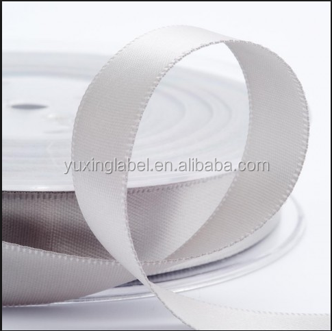 Customized Printed Garment woven edged stain ribbon