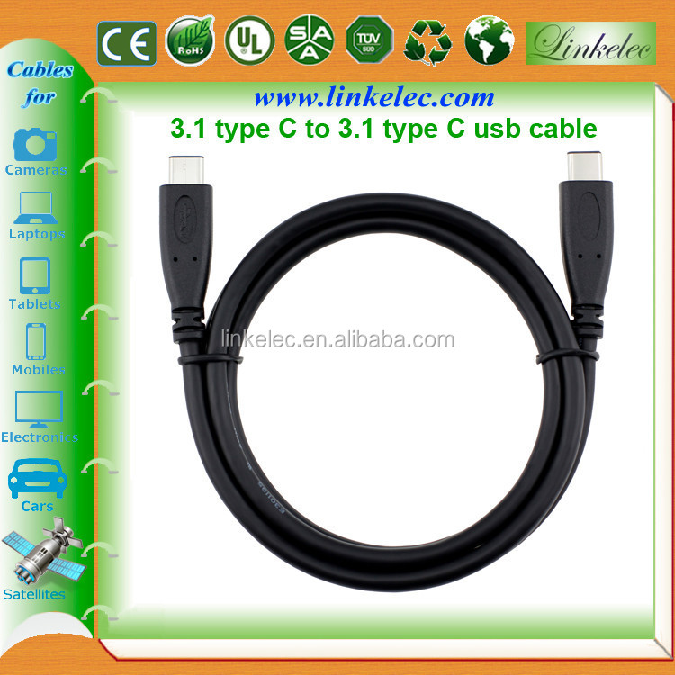 High speed Shenzhen made new USB 3.1 cable