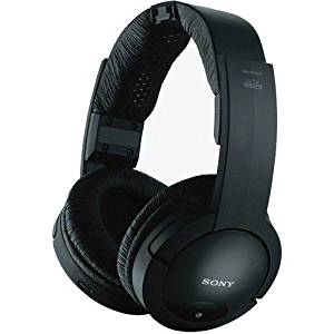Sony Premium Lightweight Wireless Noise Reduction Hi-Fi Stereo Headphones For TV's Computer And Hi-Fi Audio
