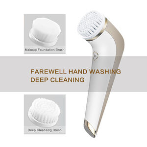Trading review washing company wash face brush