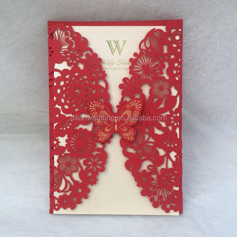 Light green color invitation wedding card, View invitation wedding ...