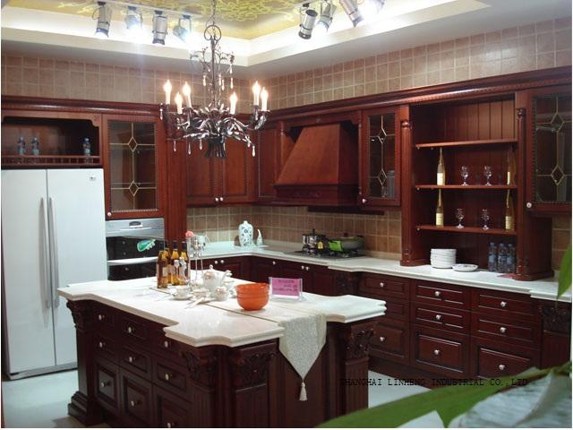 cuisine bois kit. Black Bedroom Furniture Sets. Home Design Ideas