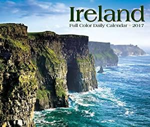 Best Value Ireland Daily Desktop Box Calendar 2017 {jg} Great Holiday Gift Ideas - for mom, dad, sister, brother, grandparents, gay, lgbtq, grandchildren, grandma.