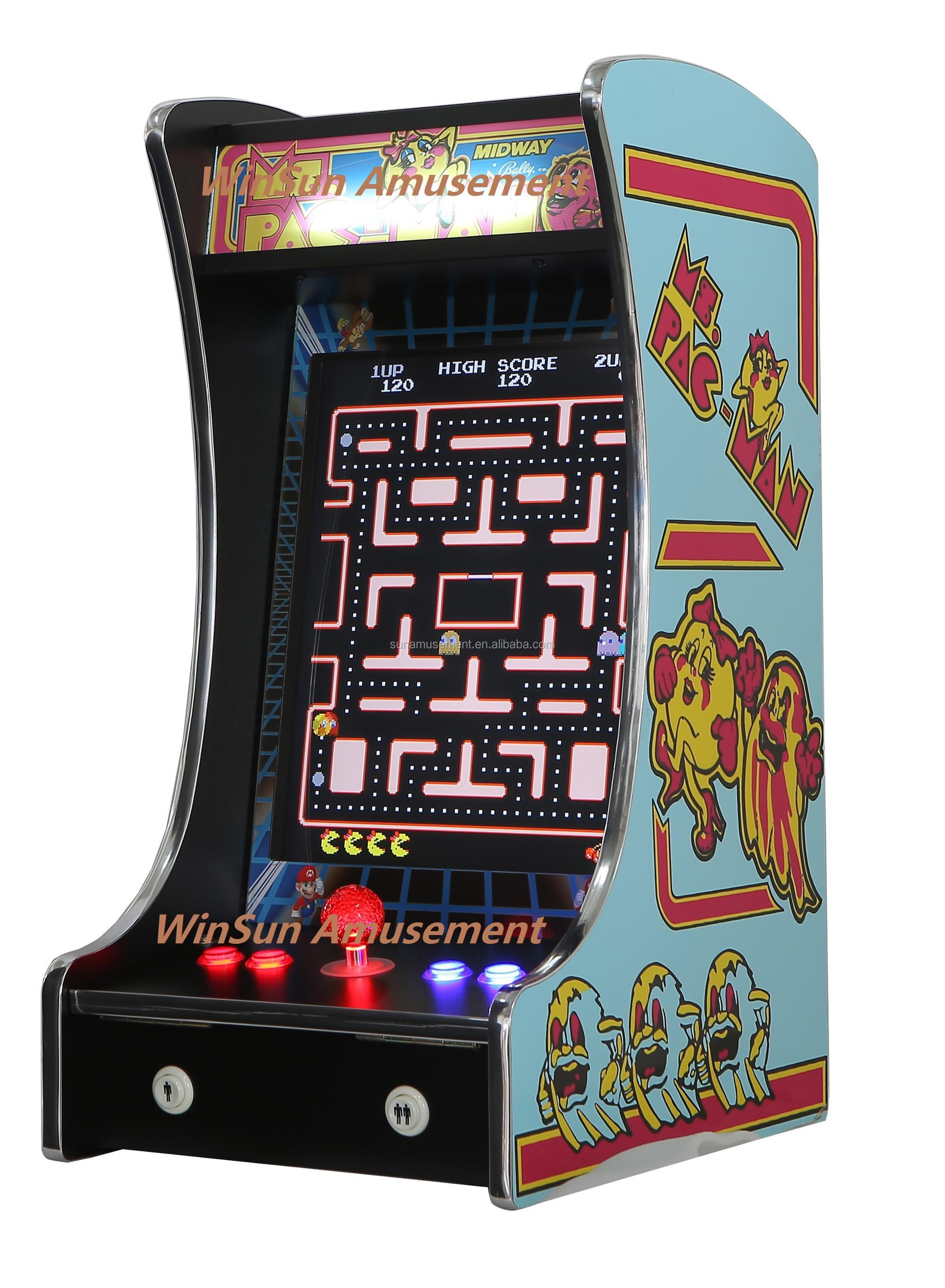 Pac Man Machine >> Wholesales 60 Games Pac Man Mini Arcade Game Machine Buy Mini Arcade Machine Mini Arcade Games Arcade Game Machine Product On Alibaba Com