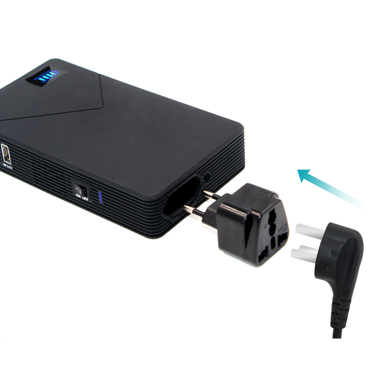 Wholesale Portable power bank load 220v 85w ac outlet ,for tv and laptop