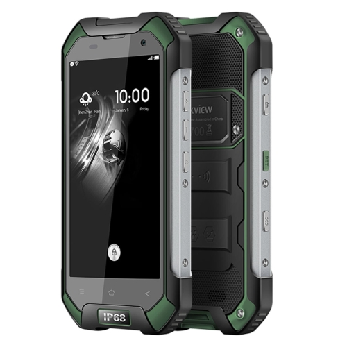 Rugged Smartphone Blackview BV6000S, IP68 Waterproof 4G LTE Android 6.0 NFC cell phone smart phones